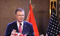 Célébration du 25e anniversaire de la normalisation des relations Vietnam-États-Unis