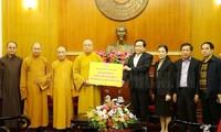 Protégés par la loi, les religieux vietnamiens défendent l'éthique sociale