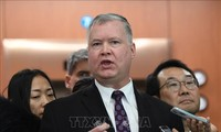 Stephen Biegun arrive à Séoul alors que Pyongyang refuse de discuter