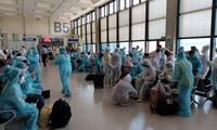 Rapatriement de Vietnamiens de Taiwan