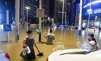 Crues : message de soutien du Premier ministre Nguyên Xuân Phuc aux sinistrés chinois