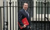 Liam Fox remporte la nomination du Royaume-Uni pour un poste de haut niveau à l'OMC
