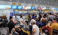 Rapatriement de Vietnamiens de Russie