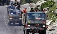La Chine et l'Inde continue de faire reculer leurs troupes de la frontière himalayenne
