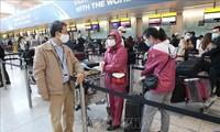 Plus de 340 Vietnamiens rapatriés du Royaume-Uni