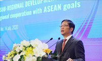 Conférence internationale sur les coopérations Mékong-ASEAN