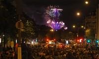 France: incidents, incendies et interpellations lors des festivités du 14 juillet