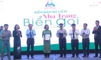 "Forum touristique ""Impression du Vietnam"""