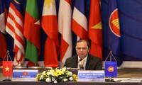 Réunion des hauts officiels du Forum régional de l'ASEAN