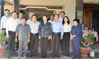 Nguyên Thi Kim Ngân se rend à Bà Ria-Vung Tàu