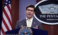 Mark Esper annonce la rotation des troupes américaines en République de Corée et dans le monde