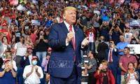 Donald Trump contraint de changer à nouveau de ton sur l'épidémie de Covid-19