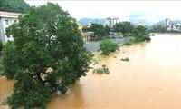 Crues: Nguyên Xuân Phuc ordonne d'aider les sinistrés de Hà Giang