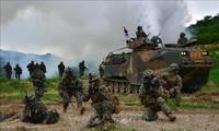 Séoul et Washington organiseront le mois prochain des exercices militaires d'ampleur réduite