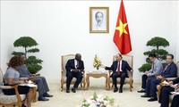 L'ambassadeur du Nigeria reçu par Nguyên Xuân Phuc