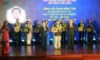 Remise du prix Nguyên Van Linh de 2020