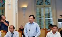 Table-ronde: «25 ans d'adhésion du Vietnam à l'ASEAN, rétrospective et avenir»