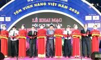 Hô Chi Minh-ville : Vernissage de la «Foire en l'honneur des produits vietnamiens 2020»