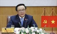 Vietnam-Chine : entretien entre des responsables des deux Partis communistes