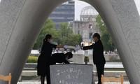 Japon: Cérémonies réduites pour le 75e anniversaire du bombardement d'Hiroshima