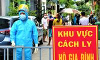 Coronavirus: cinq nouveaux cas, le bilan s'établit à 789