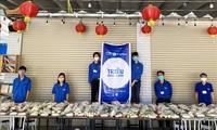 Covid-19: des repas gratuits pour les plus démunis à Danang et Quang Nam