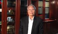L'ancien président vietnamien Trân Duc Luong rend hommage à l'ancien secrétaire général du Parti Lê Kha Phiêu