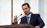 La Syrie condamne les sanctions américaines