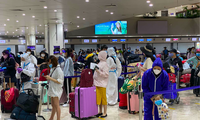 Rapatriement de Vietnamiens des Philippines et du Japon