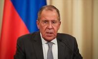Sergueï Lavrov accuse l'Union européenne et l'Otan de faire des déclarations «destructrices» sur la crise politique en Biélorussie