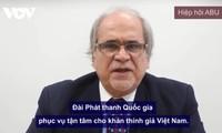 Des vœux adressés à la Voix du Vietnam pour son 75e anniversaire