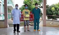 Deux nouveaux patients guéris du Covid-19