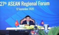 27e Forum régional de l'ASEAN (ARF-27)