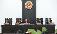Procès de Dông Tâm: la Cour populaire de Hanoi prononce la sentence