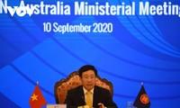 AMM-53: L'ASEAN affirme sa position sur la mer Orientale