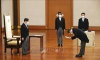 Suga Yoshihide entame son mandat de Premier ministre du Japon