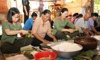 Sen Dolta: voeux des autorités d'An Giang aux Khmers