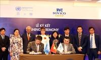 L'ONU et Sovico Group s'engagent à aider Hanoï à devenir une ville créative