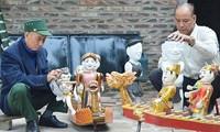 Dông Ngu, village de marionnettes sur l'eau