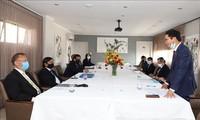 Afrique du Sud: les ambassadeurs des pays de l'ASEAN saluent la présidence vietnamienne