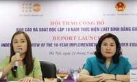 Égalité des genres: des progrès remarquables obtenus par le Vietnam