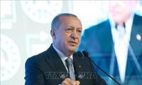 Méditerranée orientale: Recep Tayyip Erdogan appelle la Grèce à ne pas «gâcher» l'opportunité de dialogue