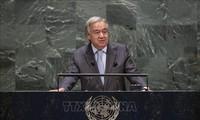 Liban: Guterres appelle les dirigeants politiques à se montrer à la hauteur de leurs responsabilités