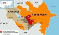 Haut- Karabakh : Paris veut une coordination internationale