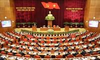 PCV: Ouverture du treizième plénum du comité central, douzième exercice