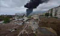 Haut-Karabakh: Moscou «préoccupé» par la hausse du nombre de victimes civiles