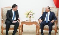 L'ambassadeur israélien au Vietnam reçu par Nguyên Xuân Phuc
