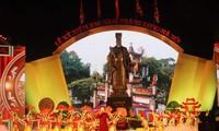 Cérémonie marquant les 1010 ans de Thang Long-Hanoi