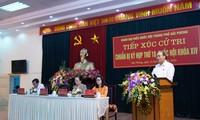 Nguyên Xuân Phuc: Haiphong doit occuper une place importante en Asie du Sud-Est en 2025