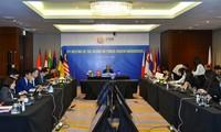 ASEAN: le groupe de travail de l'ACCWG-PHE se réunit en ligne